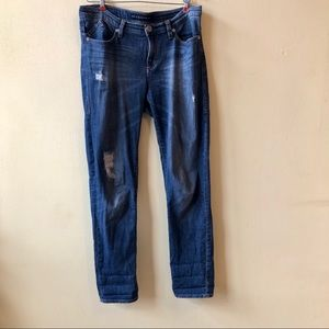 Rock & republic Berlin distressed jeans